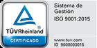 Servicio Satelital ISO 9001